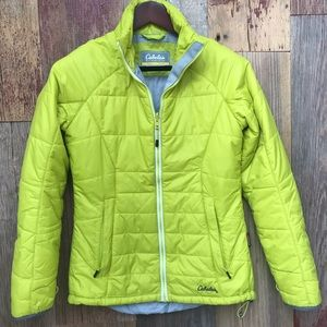 Cabela's Puffer Jacket Small
